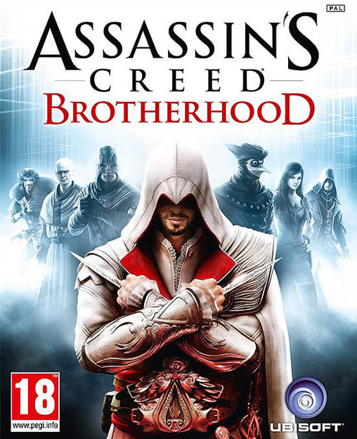 Picture of Assassin's Creed Brotherhood Uplay CD Key