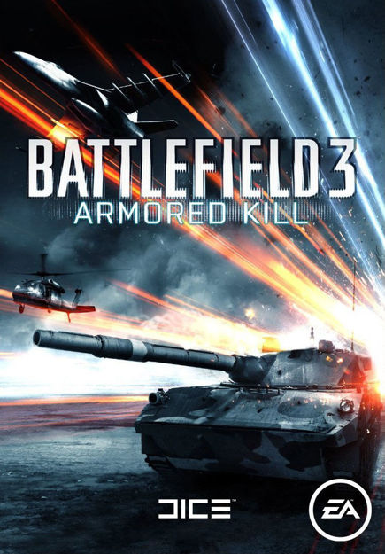 Picture of Battlefield 3 - Armored Kill Expansion Pack DLC Origin CD Key
