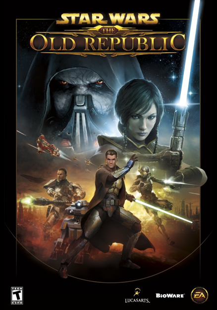 Picture of Star Wars: The Old Republic 60-Day Pre-Paid Time Card