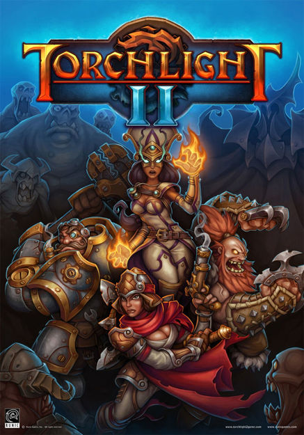 Picture of Torchlight II Steam CD Key