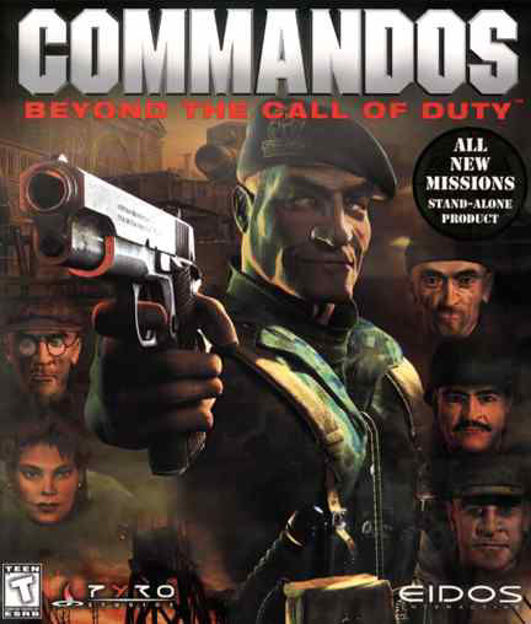Picture of Commandos: Beyond the Call of Duty Steam CD Key