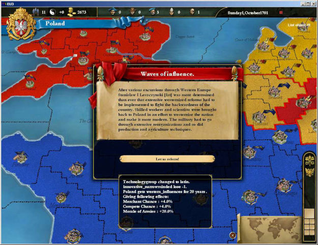 Picture of Europa Universalis III Chronicles Steam CD Key