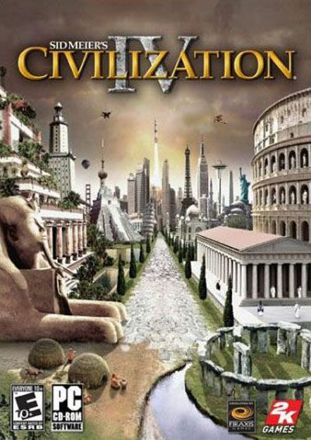 Picture of Sid Meier's Civilization IV Complete Edition Steam CD Key