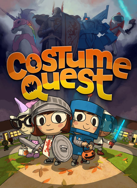Picture of Costume Quest Steam CD Key
