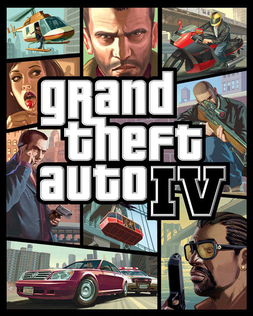 Picture of Grand Theft Auto IV Steam CD Key
