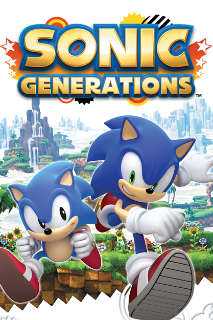 Picture of Sonic Generations Steam CD Key