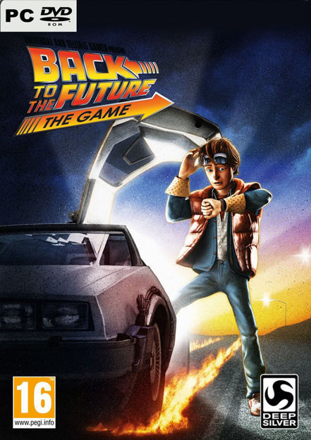Picture of Back to the Future: The Game Steam CD Key