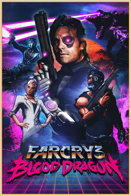 Picture of Far Cry 3 Blood Dragon Uplay CD Key