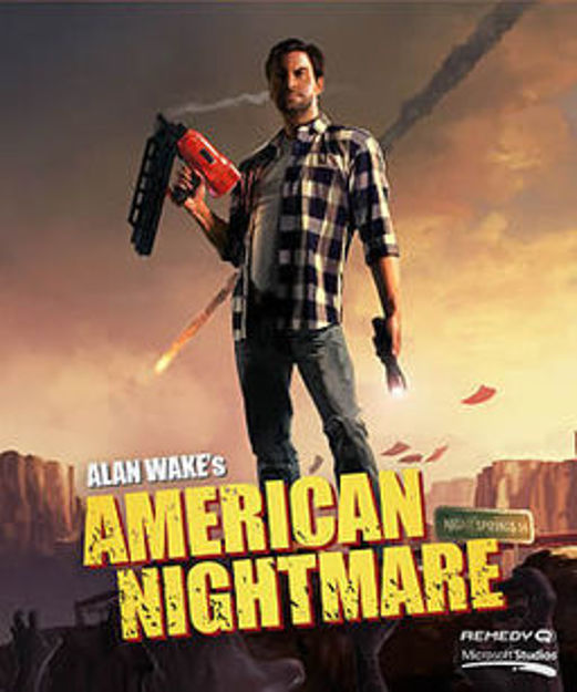 Picture of Alan Wake's American Nightmare Steam CD Key