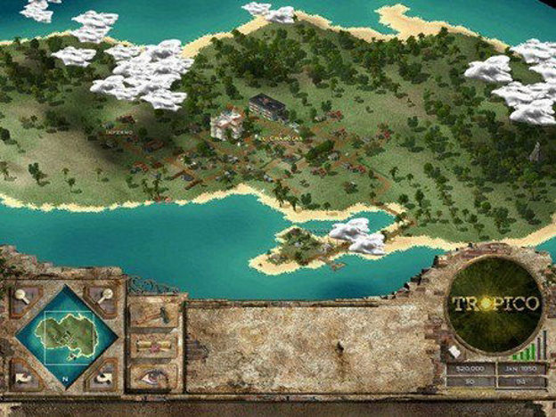 Picture of Tropico Reloaded Steam CD Key