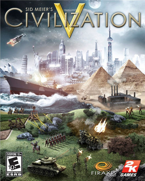 Picture of Sid Meier's Civilization V Gold Edition Steam CD Key