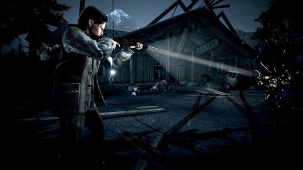Picture of Alan Wake Collector's Edition Steam CD Key