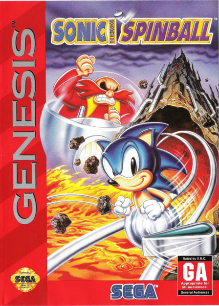 Picture of Sonic Spinball Steam CD Key