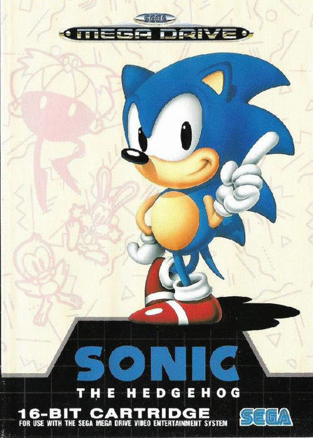 Picture of Sonic the Hedgehog Steam CD Key