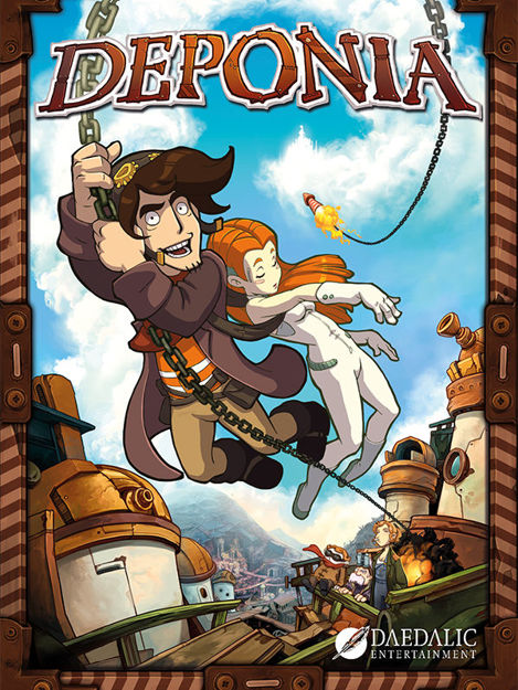Picture of Deponia Steam CD Key
