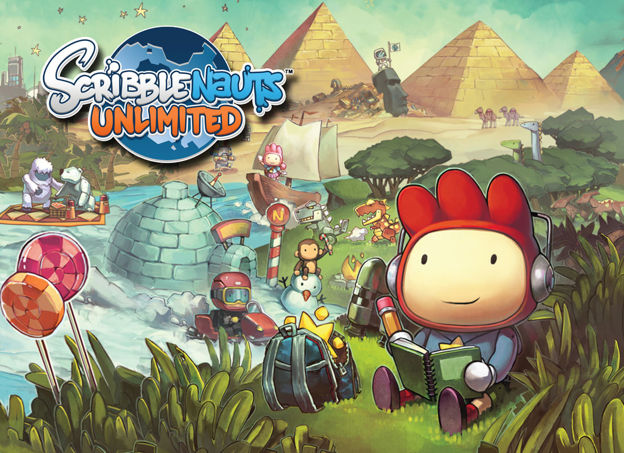 Picture of Scribblenauts Unlimited Steam CD Key
