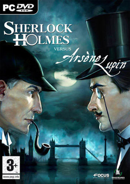 Picture of Sherlock Holmes - Nemesis Steam CD Key