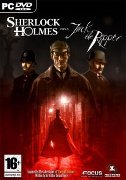Picture of Sherlock Holmes versus Jack the Ripper Steam CD Key