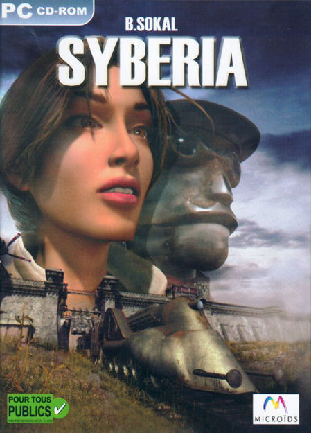 Picture of Syberia Steam CD Key