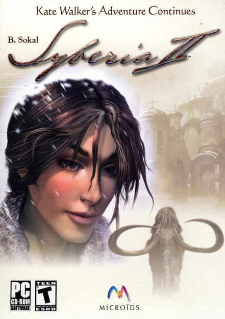 Picture of Syberia 2 Steam CD Key