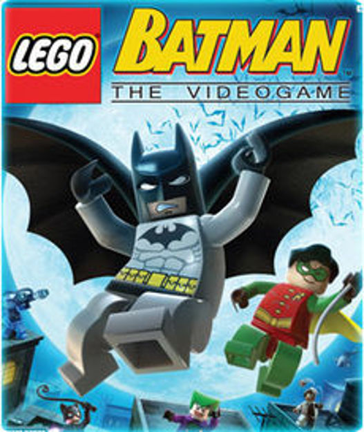 Picture of LEGO Batman Steam CD Key