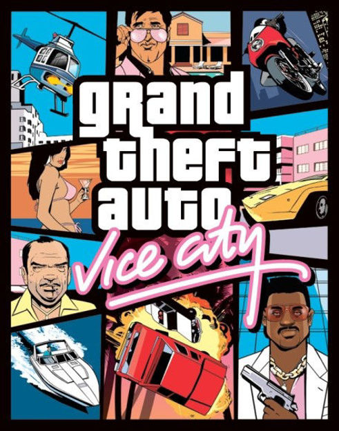 Picture of Grand Theft Auto: Vice City Steam CD Key