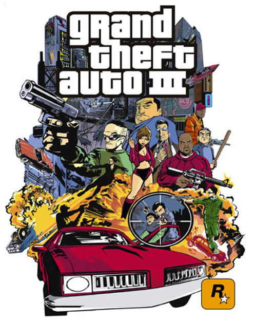 Picture of Grand Theft Auto III Steam CD Key