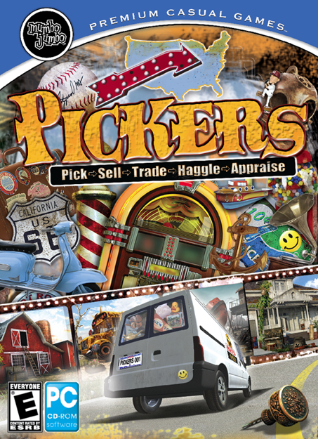 Picture of Pickers Steam CD Key