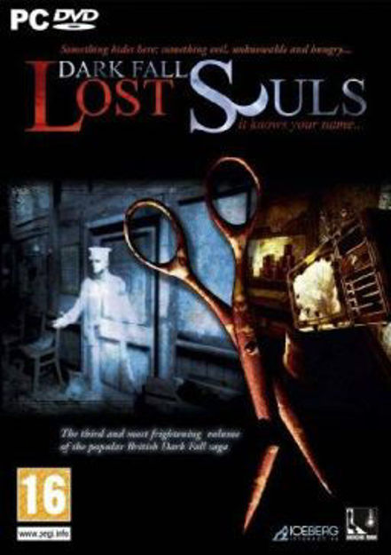 Picture of Dark Fall: Lost Souls Steam CD Key