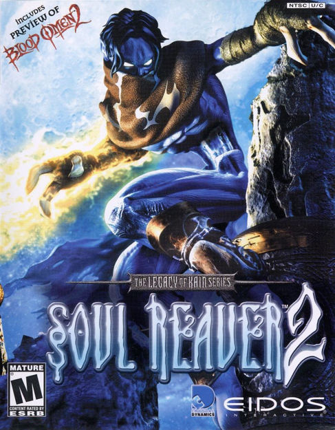 Picture of Legacy of Kain: Soul Reaver 2 Steam CD Key