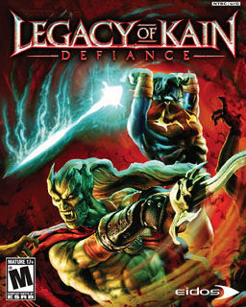 Picture of Legacy of Kain: Defiance Steam CD Key
