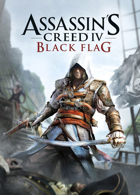 Picture of Assassin's Creed IV Black Flag Uplay CD Key