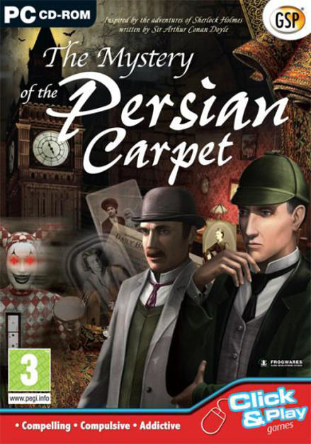 Picture of Sherlock Holmes: The Mystery of the Persian Carpet Steam CD Key