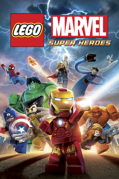 Picture of LEGO Marvel Super Heroes Steam CD Key