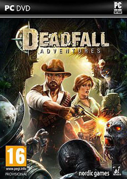 Picture of Deadfall Adventures Digital Deluxe Edition Steam CD Key