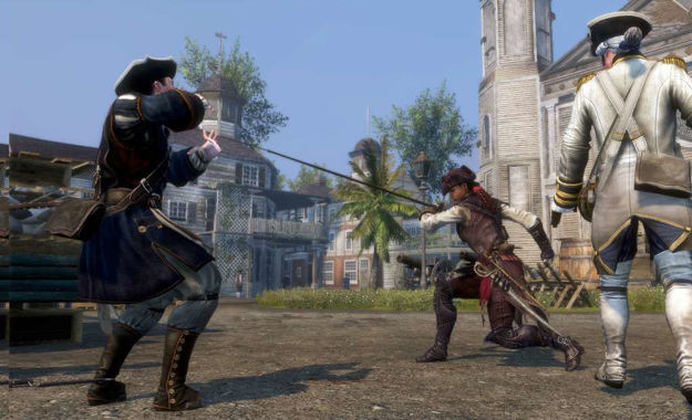 Picture of Assassin's Creed Liberation HD Uplay CD Key