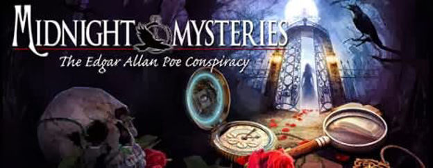Picture of Midnight Mysteries: The Edgar Allan Poe Conspiracy Steam CD Key