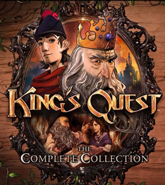 Picture of King's Quest - Season Pass DLC Steam CD Key