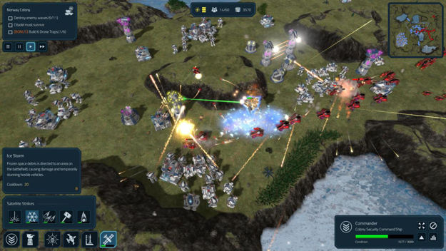 Picture of Colony Siege Steam CD Key