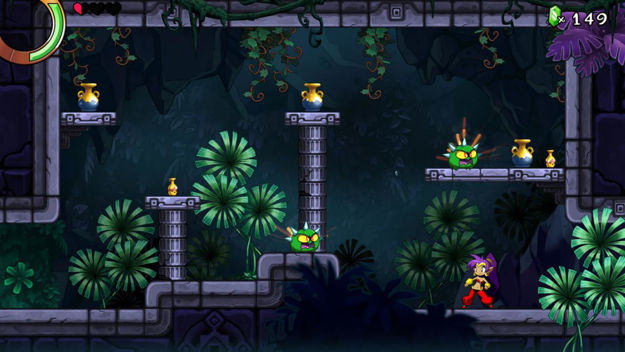 Picture of Shantae and the Seven Sirens XBOX One CD Key