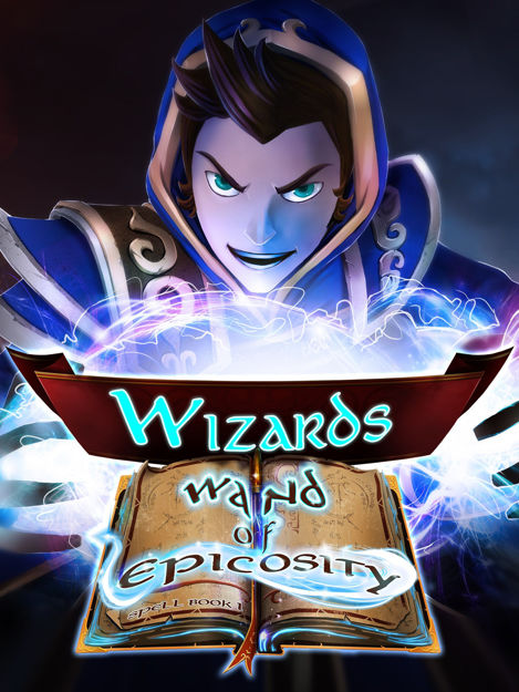 Picture of Wizards: Wand of Epicosity Steam CD Key