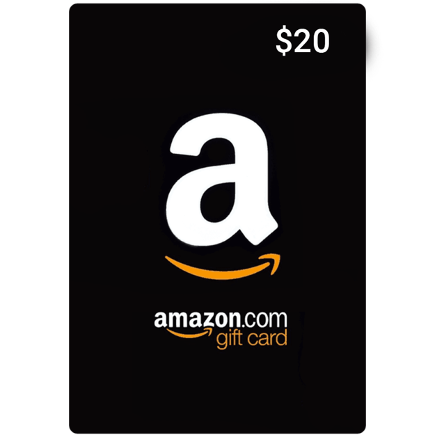 Picture of Amazon.com $20 Gift Card
