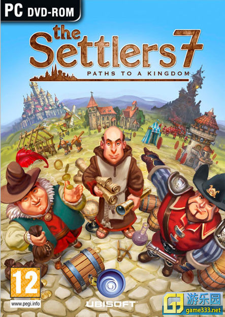 Picture of The Settlers 7: Paths to a Kingdom Gold Edition Uplay CD Key