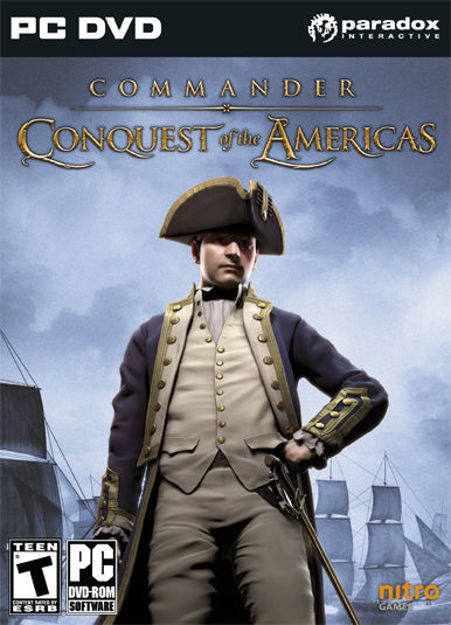 Picture of Commander: Conquest of the Americas Steam CD Key