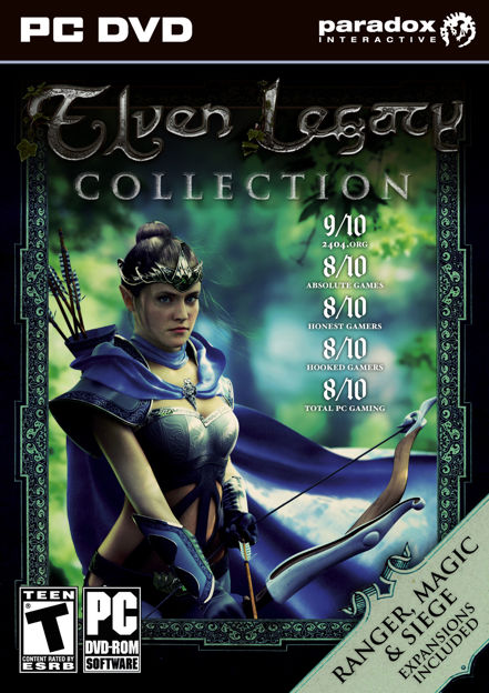 Picture of Elven Legacy Steam CD Key