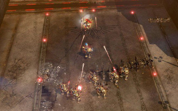 Picture of Warhammer 40,000: Dawn of War II: Chaos Rising Steam CD Key