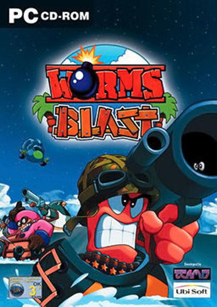 Picture of Worms Blast Steam CD Key