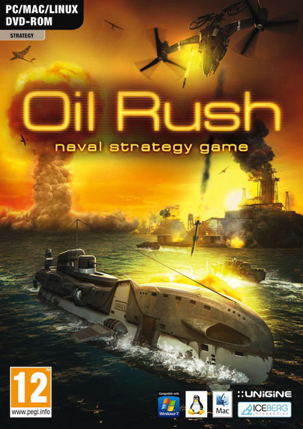 Picture of Oil Rush Steam CD Key