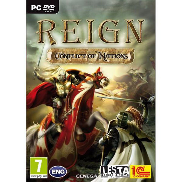 Picture of Reign: Conflict of Nations Steam CD Key