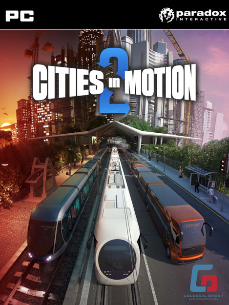 Picture of Cities in Motion 2 Steam CD Key